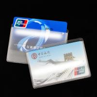 Buy cheap Mini PVC Bag For Credit Cards product