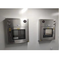 Buy cheap Stainless Steel Cleanroom Transfer Hatch Box / Transfer Window product