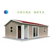 Buy cheap Superior Performance Modern Manufactured Homes , Ready Made Tiny Homes product