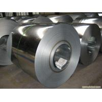 Buy cheap SPCE SGCH SGCD ST02Z Hot Dipped Galvanized Steel Coil / Sheeting  For Commercial product