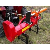 Buy cheap Horizontal wood splitter machine product