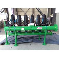 Buy cheap Irrigation / HVAC Automatic Water Filter Commercial ISO 9001 Certificated product