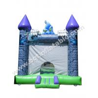 Buy cheap Inflatable ghost bouncer,Inflatable halloween jumper,holiday bouncer product