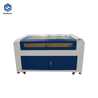 China Flat Bed CO2 Laser Cutting Machine 100W  Optional Up and Down Worktable on sale