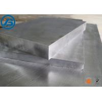 Buy cheap Customized Magnesium Rare Earth Alloy WE54A WE43A Magnesium Alloy product