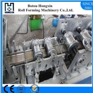 Buy cheap Aluminium Rolling Shutter Making Machine , Building Shutter Manufacturing Equipment product
