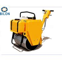 Buy cheap Electric Mode Vibratory Road Roller 300Kg Asphalt Hand Roller With 3.6L Diesel Capacity product