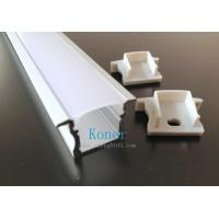 Buy cheap recessed 15mm LED Strip Profile,LED Strip Profile,storage shelves LED profiles product