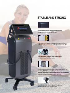 Buy cheap FDA Stationary Q Switch 808 Diode Laser Hair Removal Machine product