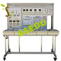 China Electrotechnics Theory, Electric Traction Trainer Educational Equipm,ent Vocational Training Equipment on sale