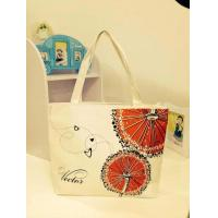 Buy cheap cheap price canvas shopping bag for women product