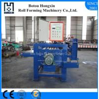 Buy cheap Automatic Cold Roll Forming Machine With Hydraulic Pump Cr12 Cutting Blade product