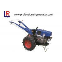 Buy cheap 12HP Mini Hand Walking Tractor with LE195NLD water cooled diesel engine product