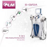 China 5 in 1 Multifunctional V9 velashape Ultrasound Cavitation Slimming Machine wholesale
