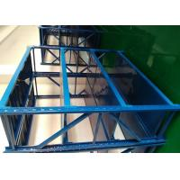 Buy cheap Light Duty 4 Shelf Metal Shelving Unit Cold Rolled For Household product