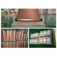 Buy cheap Electrodeposited Thin Copper Foil, RoHS Capacitor Thin Sheets Of Copper product
