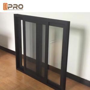 Buy cheap Anodized Aluminium Sliding Windows product