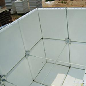 Buy cheap Fiberglass water tank  SMC moulded product