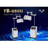 China Light Therapy Laser Hair Growth Machine For Improve Scalp Health / Transplant Hair Survival wholesale