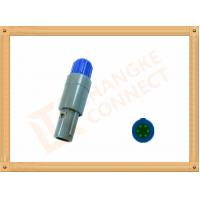 Buy cheap Plastic Male Plug Push Pull Connector 6 Pin Changke Over 15 Years product