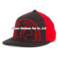 Buy cheap Wholesale or Custom 6 Panels Cotton 3D Embroidery Fitted Hat Baseball Cap BC-095 product