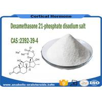 Buy cheap Corticosteroid Dexamethasone Sodium Phosphate CAS 2392-39-4 Raw Steroid Powders product