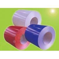 Buy cheap Multicolor Steel Plate Pipe Prepainted Galvanized Steel Coil 1250mm For Warehouse product
