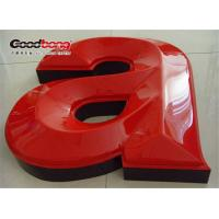 Buy cheap Led Letter Sign lobby signs 3d light box letter sign product