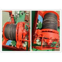 Buy cheap Lifting Vertical Transport Machinery Windlass Winch For Hydraulic Engineering from wholesalers
