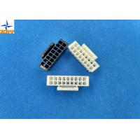 Dual Row PA66 Lvds Display Connector Housing With Lock Pitch 2.00mm
