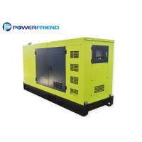 China Soundproof Iveco Diesel Generator 80kw / 100kva Low Fuel Consumption on sale