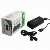 Buy cheap AC Adapter Power Supply for Microsoft Xbox 360 Slim and Game Accessory product