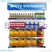 Buy cheap COB Shelf Indoor Fixed LED Display Advertising Ultra HD Full Color P1.25 IP43 product