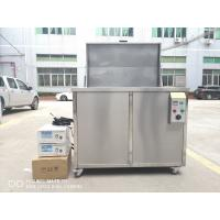 Quality Engine Block / Sonic Engine Parts Oil Filter Cleaning Machine 360l 3600w 40KHZ for sale