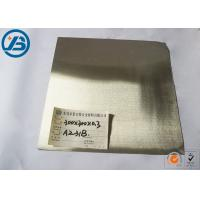 Buy cheap CNC Engraving Machining Tooling Magnesium Alloy Die Casting Sheet 0.3mm product