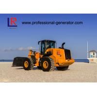 Quality OEM Heavy Construction Machinery , 3000kg bucket Wheel Loader for sale