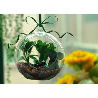 Buy cheap Hanging Glass Teardrop Candle Holders product