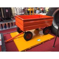 Buy cheap small atv utility cart trailer 2000lbs product