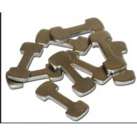 Quality stamped blank metal parts company ,customer usa order steel parts stamping for sale