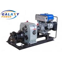 China 5 Ton Diesel Winch Machine on sale