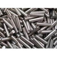 Buy cheap Dimensional Stability Alnico Rod Magnets , Cast Alnico 500 Round Bars Alnico 5 Alnico 38/5 product