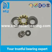 Buy cheap Thrust Miniature Ball Bearings F3-8M F4-9M F5-10M F6-12M F6-14M F7-15M F8-16M F10-18M product