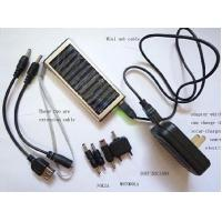 Buy cheap Solar Mobile Charger (JHH-NB002) product