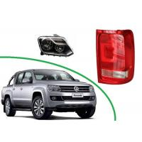 Buy cheap Volkswagen Amarok 2011 2012 - 2015 2016 Automobile Spare Parts Head lamp Assy and Tail Lamp Assy product