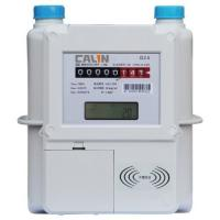 Buy cheap Unique Residential Contactless Ic Gas Card Meter , Prepaid Meters For Gas And Electric from wholesalers