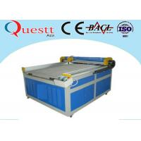 Buy cheap MDF Wood Laser Engraving Machine , CNC Panel Control Stone Engraving Equipment product
