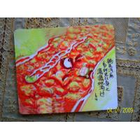China DIY Natural rubber colth big mouse pad Print PHOTOS for youself SIZE350*300*3mm on sale
