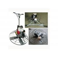 Buy cheap Petrol Power Trowel Machine In 30 Inch With Concentrated Control product