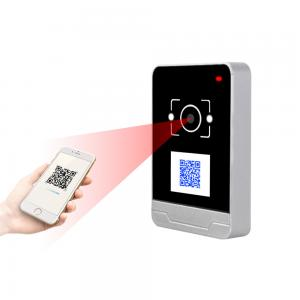 Buy cheap TCP/HTTP IC ID QR Code Reader Access Control Reader 4G With Screen For Turnstile Or Elevator product