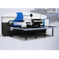 Buy cheap Fully Automatic Punch Press Machine , Punch Press Equipment 5 - 10 Stations product